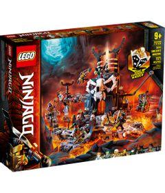 LEGO-Ninjago---Masmorras-do-Feiticeiro-Caveira---71722--0