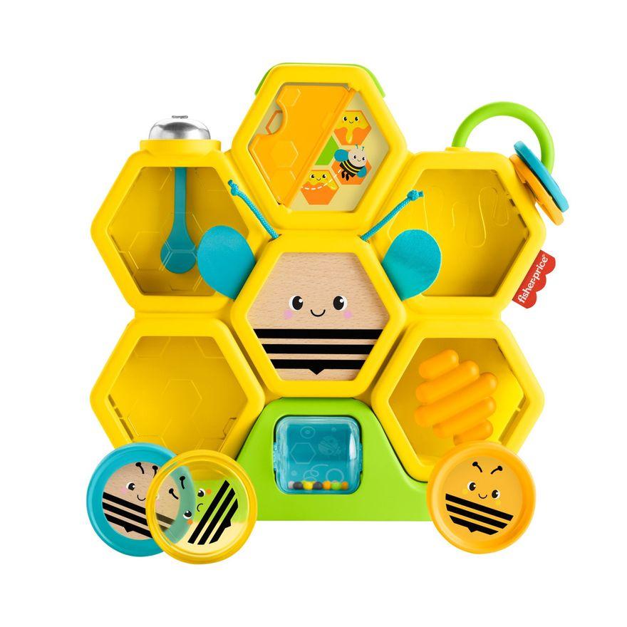 Conjunto-de-Atividades---Colmeia-Atividades-Divertidas---Fisher-Price---Mattel-0