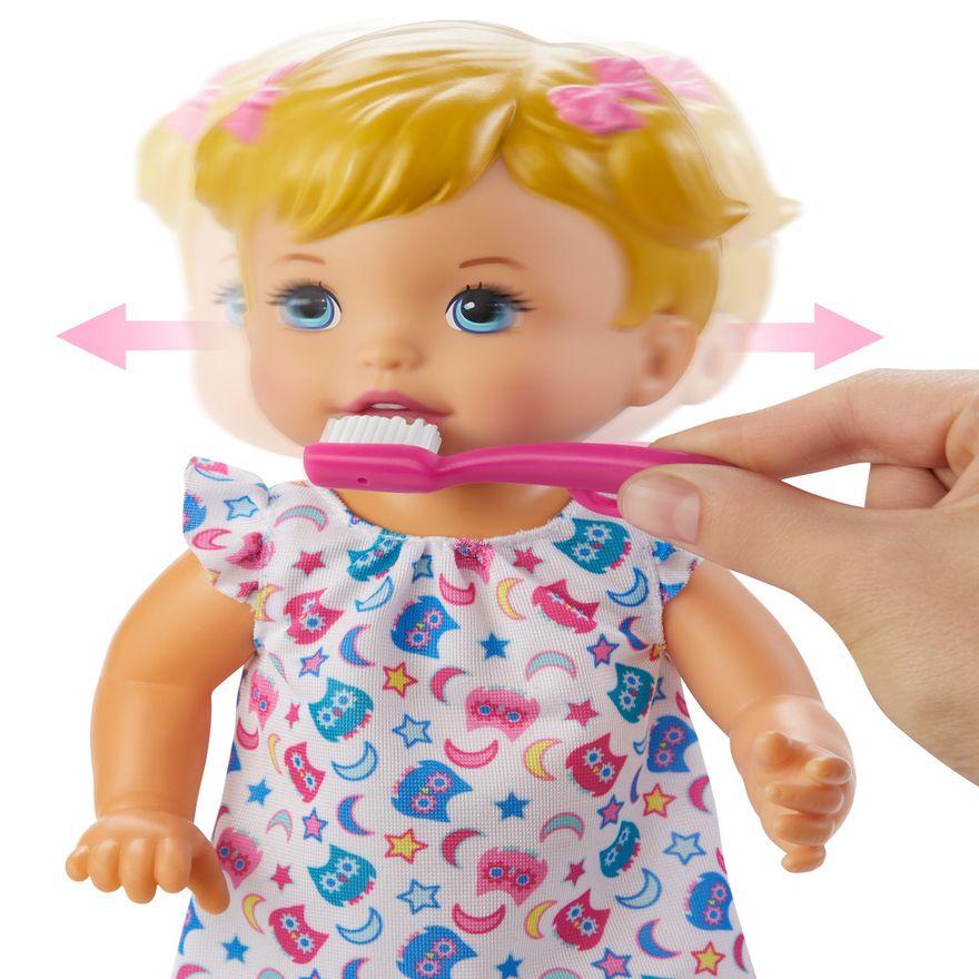 Boenca-Little-Mommy---Hora-de-Dormir---Rosa---Mattel-3