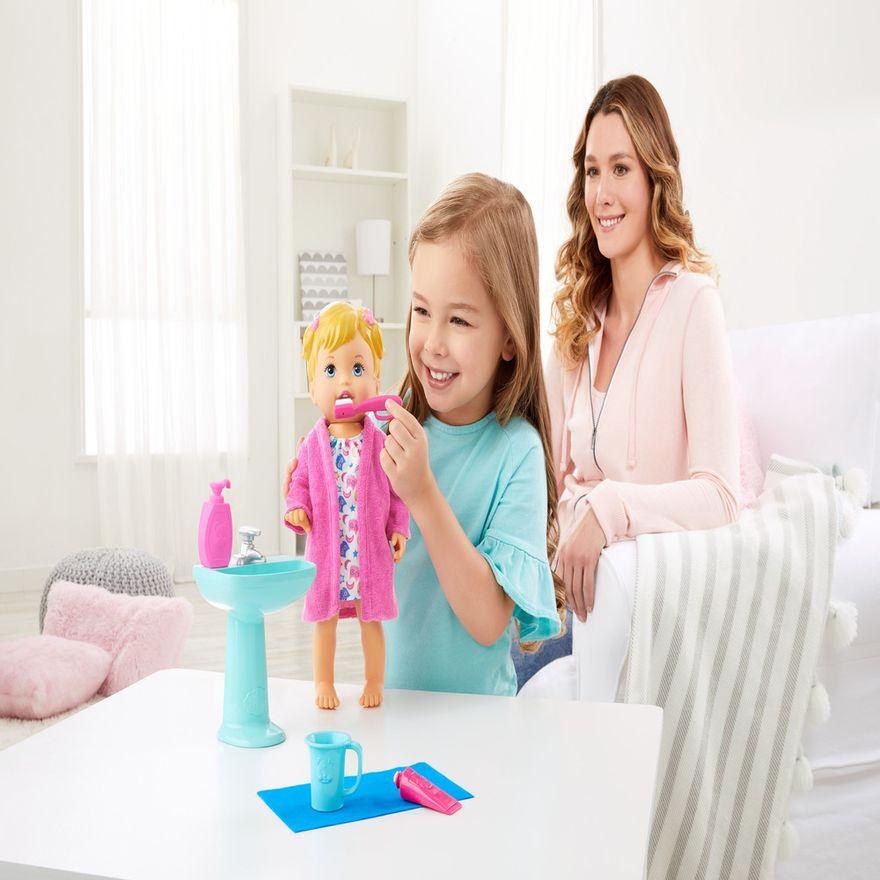 Boenca-Little-Mommy---Hora-de-Dormir---Rosa---Mattel-4
