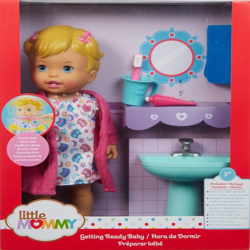Boenca-Little-Mommy---Hora-de-Dormir---Rosa---Mattel-5