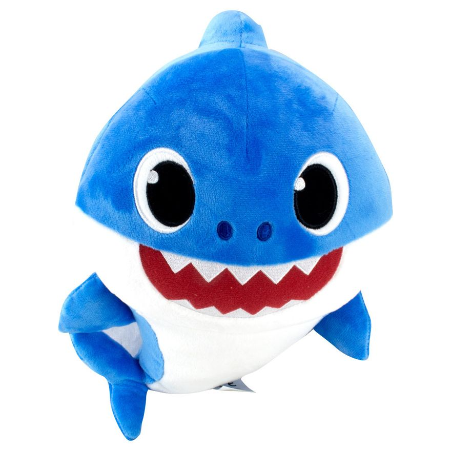 Pelucia-Musical---30-Cm---Baby-Shark---Daddy-Shark---Azul---Sunny-1