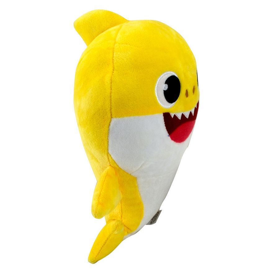 Pelucia-Musical---30-Cm---Baby-Shark---Baby-Shark---Amarelo---Sunny-0