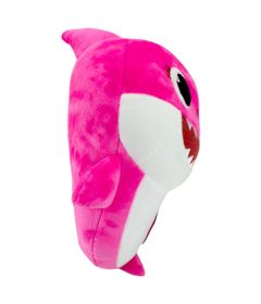 Pelucia-Musical---30-Cm---Baby-Shark---Mommy-Shark---Rosa--Sunny-0