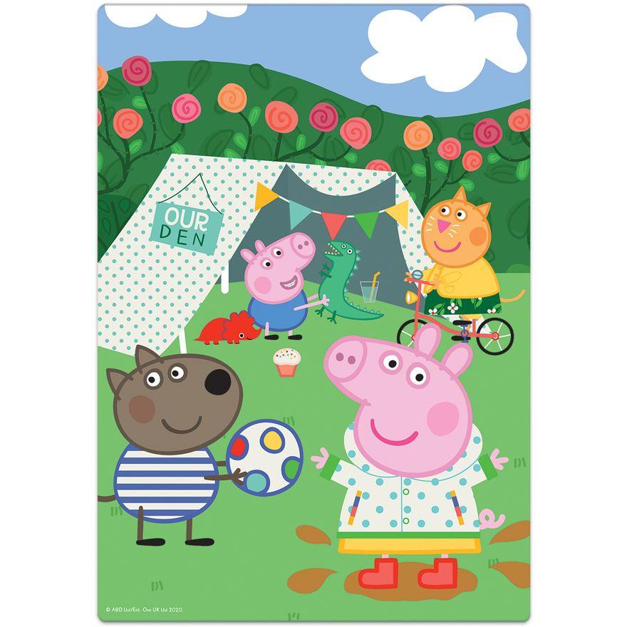 Quebra-Cabeca---28-Pecas---Grandinho---Peppa-Pig---Toyster-1