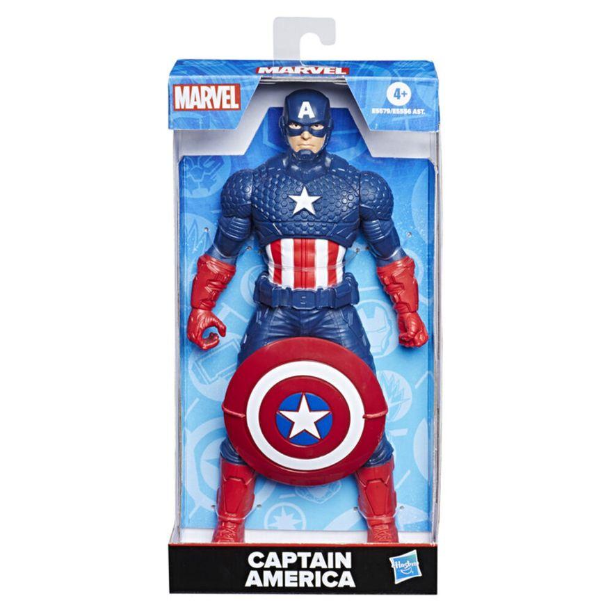 Figura-de-Acao---24-Cm---Disney---Marvel---Avengers---Capitao-America---Hasbro-1