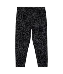 Calca-Legging---Animal-Print-com-Glitter---Algodao-e-Elastano---Preto---Minimi---1