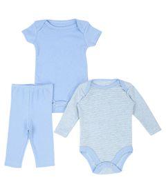 Conjunto-de-Bodies-e-Calca---Algodao-e-Poliester---Azul---Minimi---PR
