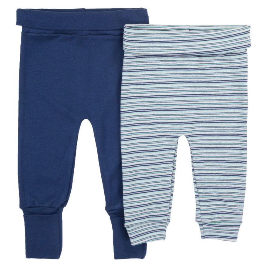 Conjunto-de-Calcas-com-Culote---2-Pecas---100--Algodao---Azul-Marinho---Minimi---RN