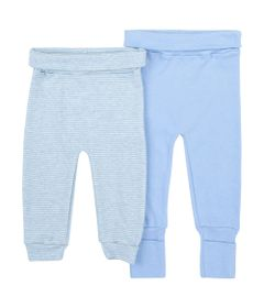 Conjunto-de-Calcas-com-Culote---2-Pecas---100--Algodao---Azul---Minimi---PR