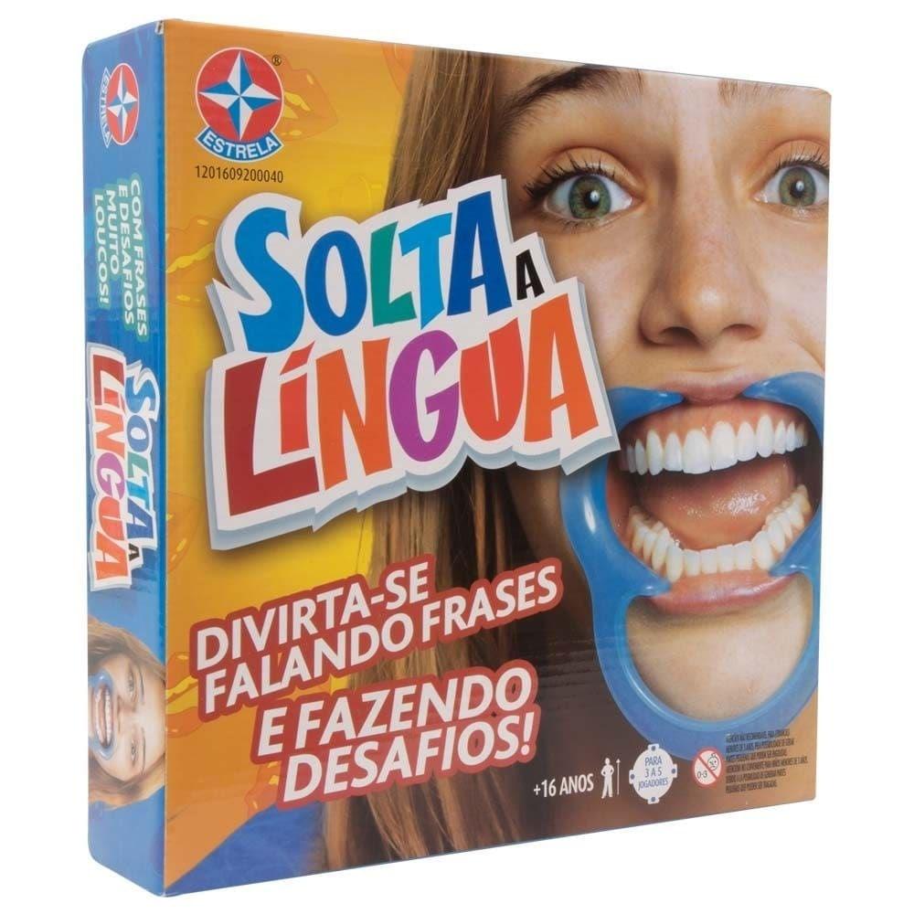 Jogo Solta a Língua da - Estrela