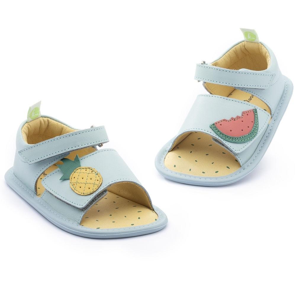 Sandália Infantil Tip Toey Joey Fruity - Aquamarine