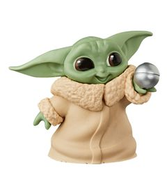 Figura-de-Acao---Disney---The-Child-Kit---Silver-Sphere---Star-Wars---Hasbro-0