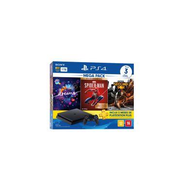 Console---Playstation-4---MegaPack-V17---Sony-0