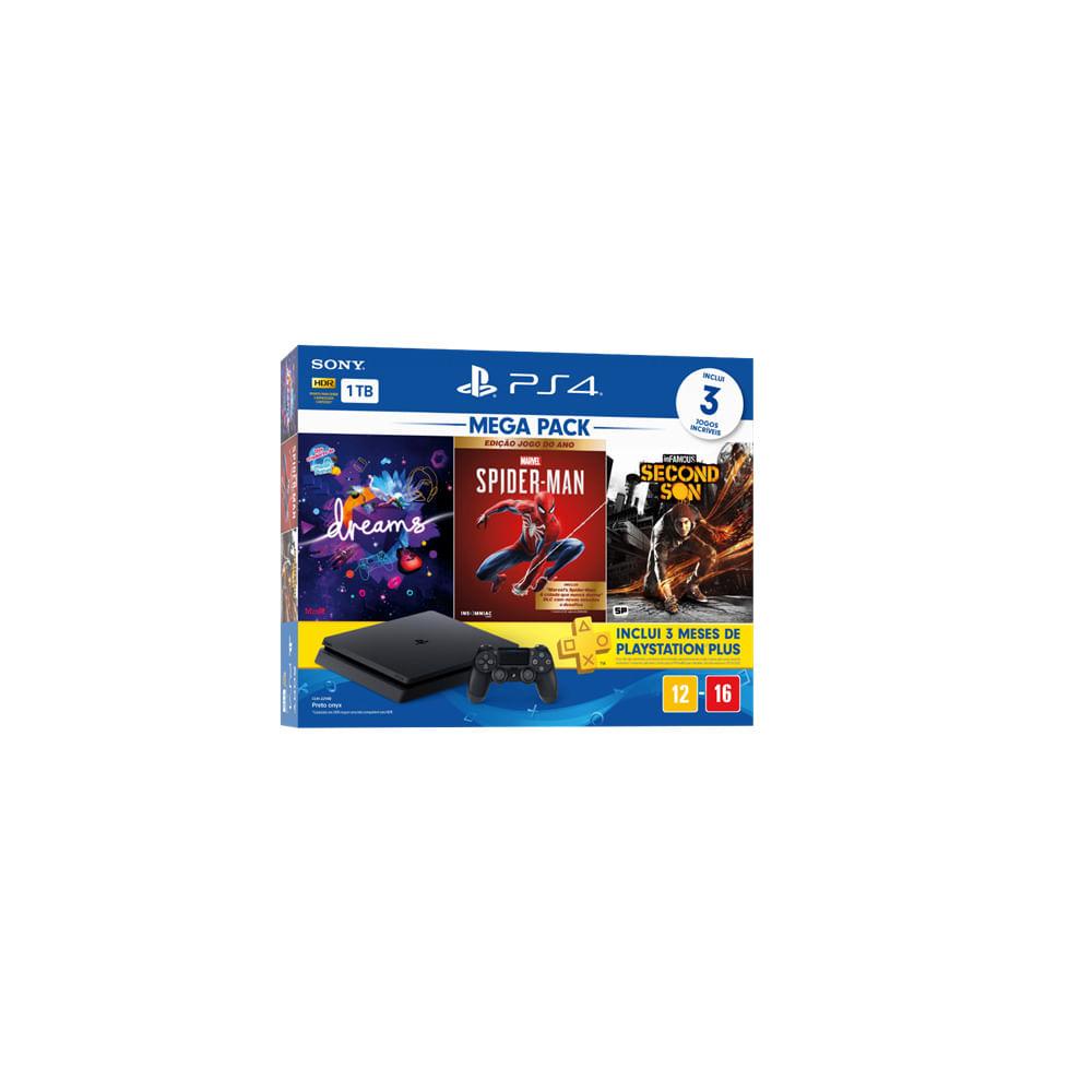 Console - Playstation 4 - MegaPack V17 - Sony