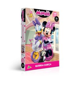 Quebra-cabeca---100-pecas---Disney---Jak----Minnie---Toyster-0