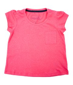 Blusa-Manga-Curta---Com-Bolso-e-Glitter---100--Algodao---Pink---Minimi---1