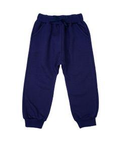 Calca-Moletom---Saruel---100--Algodao---Azul-Marinho---Minimi---1