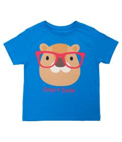 Camisa-Manga-Curta---Castor-de-Oculos---100--Algodao---Azul---Minimi---3