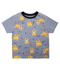 Camisa-Manga-Curta---Full-Tigrinhos---Algodao-e-Poliester---Mescla---Minimi---1