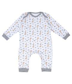 Macacao-Infantil-Sem-Pe---Estampa-de-Girafa---100--Algodao---Branco---Minimi---RN