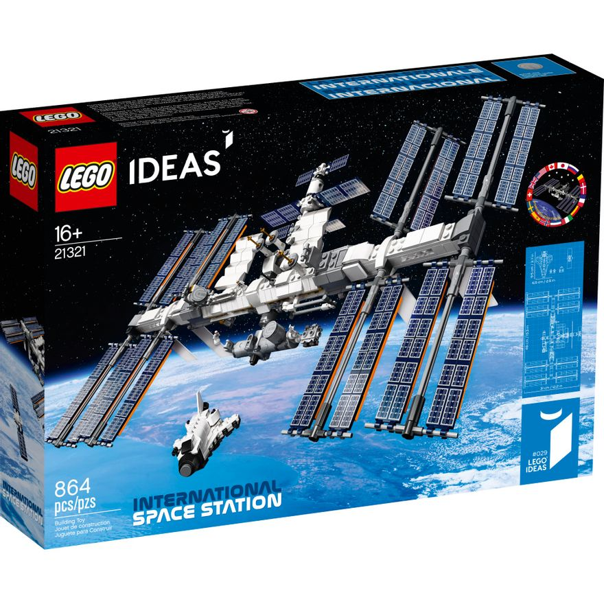 LEGO-Ideas---Estacao-Espacial-Internacional---21321-0