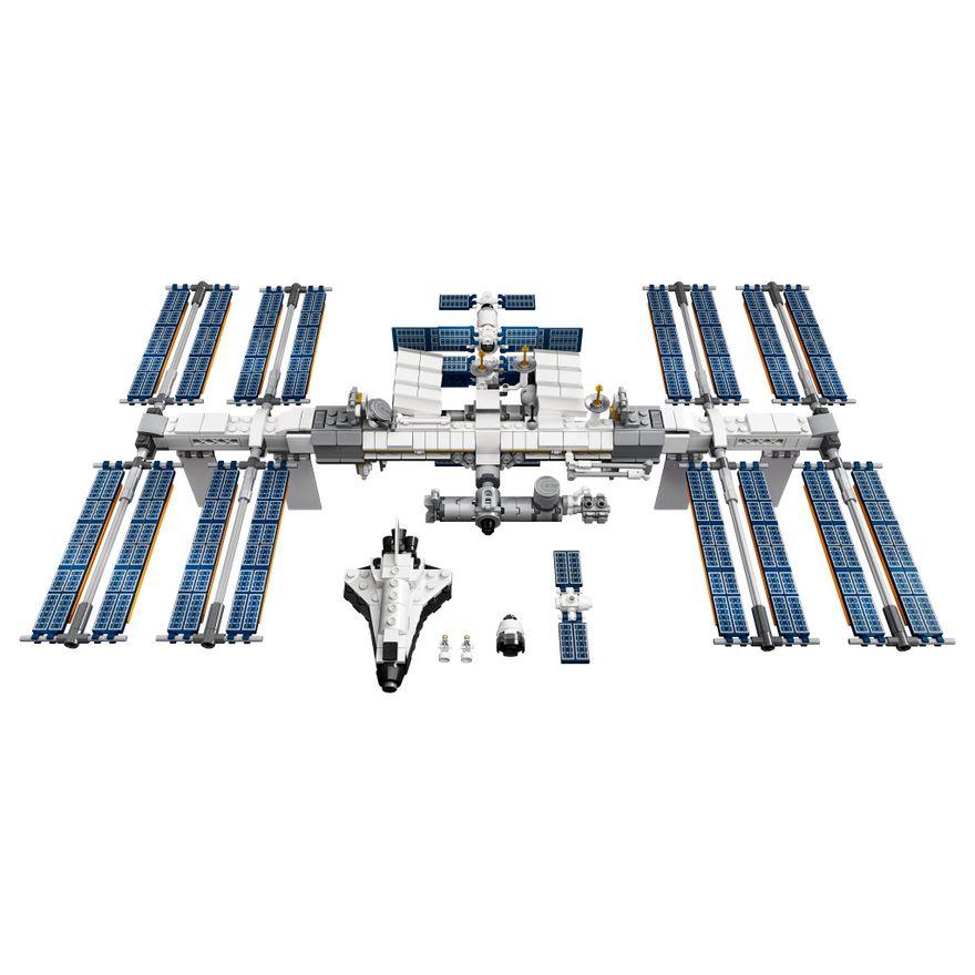 LEGO-Ideas---Estacao-Espacial-Internacional---21321-1
