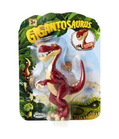 Mini-Figura-de-Acao---7-Cm---T-Rex---Gigantossauro---Totor---Mimo_Frente