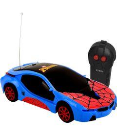Veiculo-de-Controle-Remoto---Web-Storm-3-Fun-1---Marvel---Spider-Man---Serie-4---Candide-0