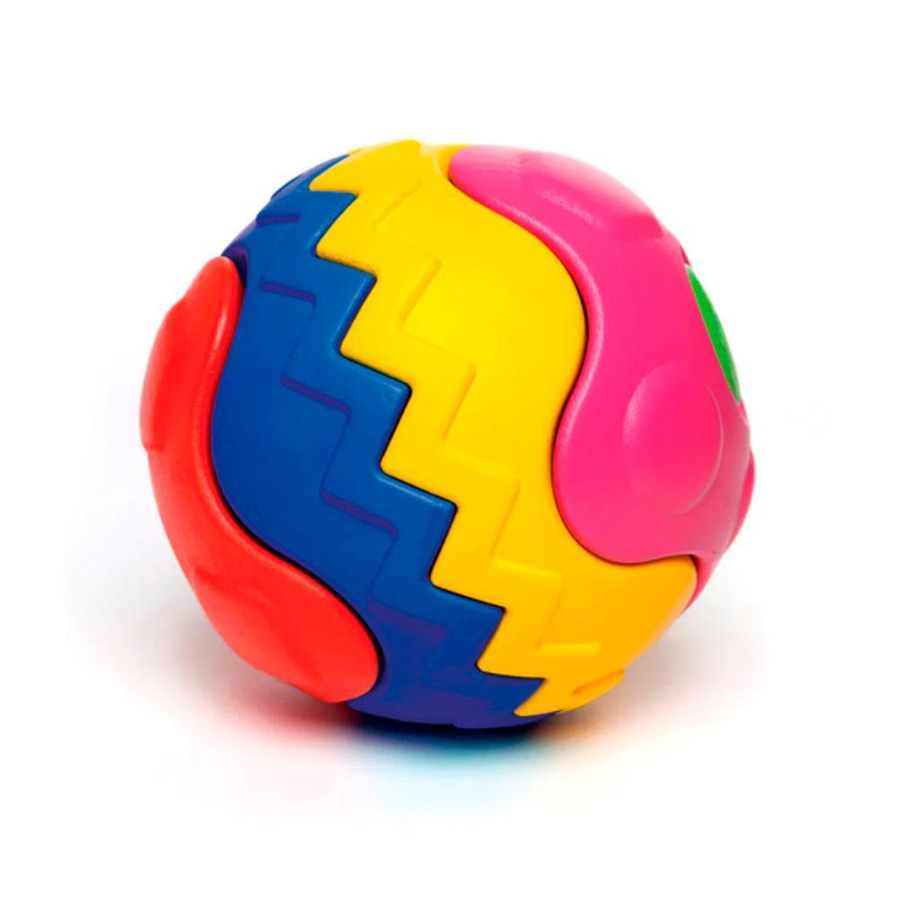 Brinquedo Estrela Bola Encaixa 6m+
