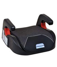 Assento-para-Auto---Booster---Protege---Mescla-Preto---Burigotto