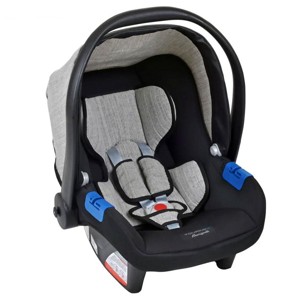 Bebê Conforto - Burigotto - Touring X - De 0 a 13 Kg - Mescla