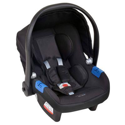Oferta Bebê Conforto - De 0 a 13 Kg - Touring X - Preto - Burigotto por R$ 369