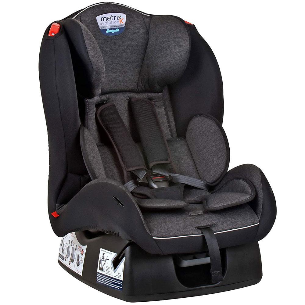 Cadeira Para Auto - De 0 a 25 Kg - Matrix Evolution K - Preto - Burigotto
