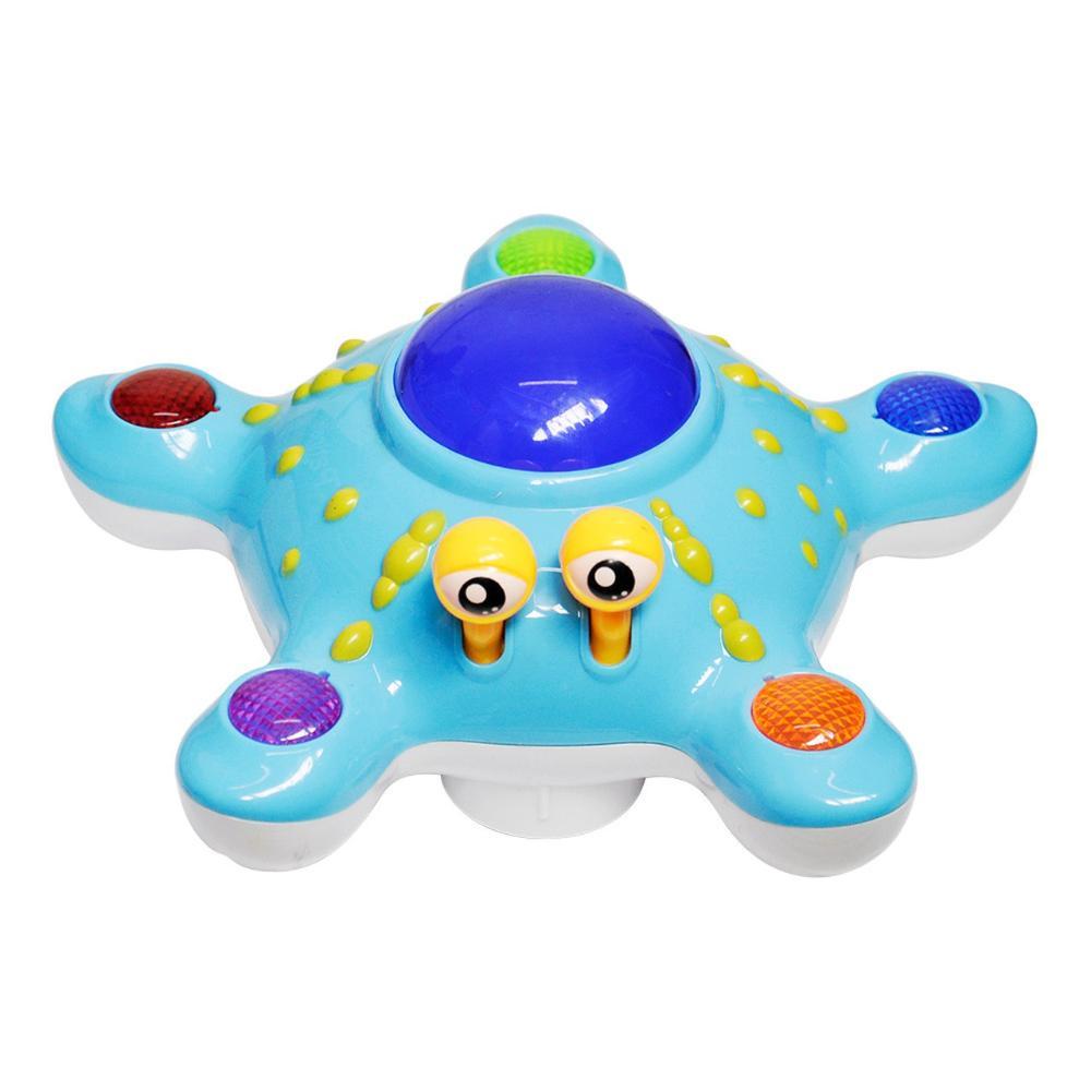 Brinquedo Estrela Lalá Bate e Volta Com Luz e Som - Dm Toys