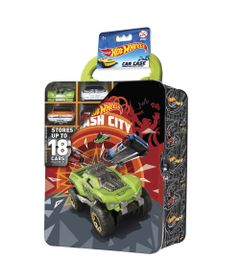 maleta-metalica-hot-wheels-box-para-18-carrinhos-crash-city-fun_Frente