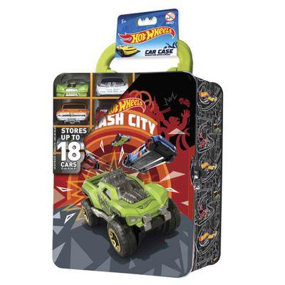 maleta-metalica-hot-wheels-box-para-18-carrinhos-crash-city-fun_Frente