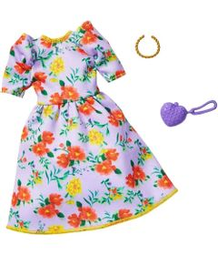 acessorios-de-boneca-barbie-fashionistas-vestido-florido-mattel_Frente