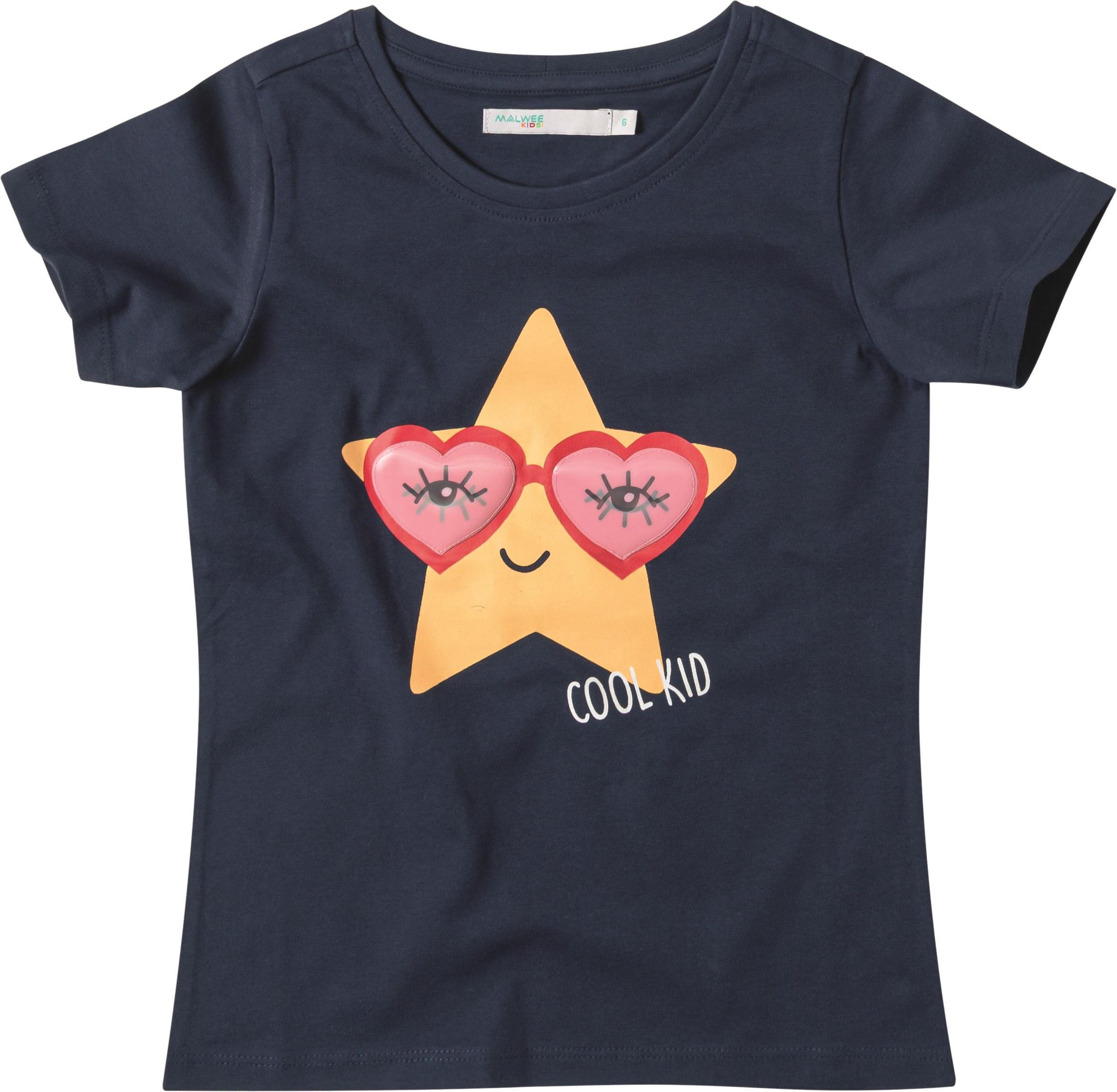 Camiseta Estrela que Pisca o Olho