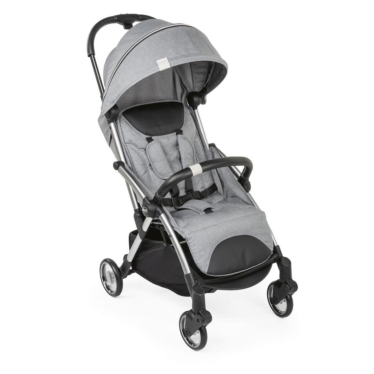 Carrinho de bebê Goody cinza - Chicco