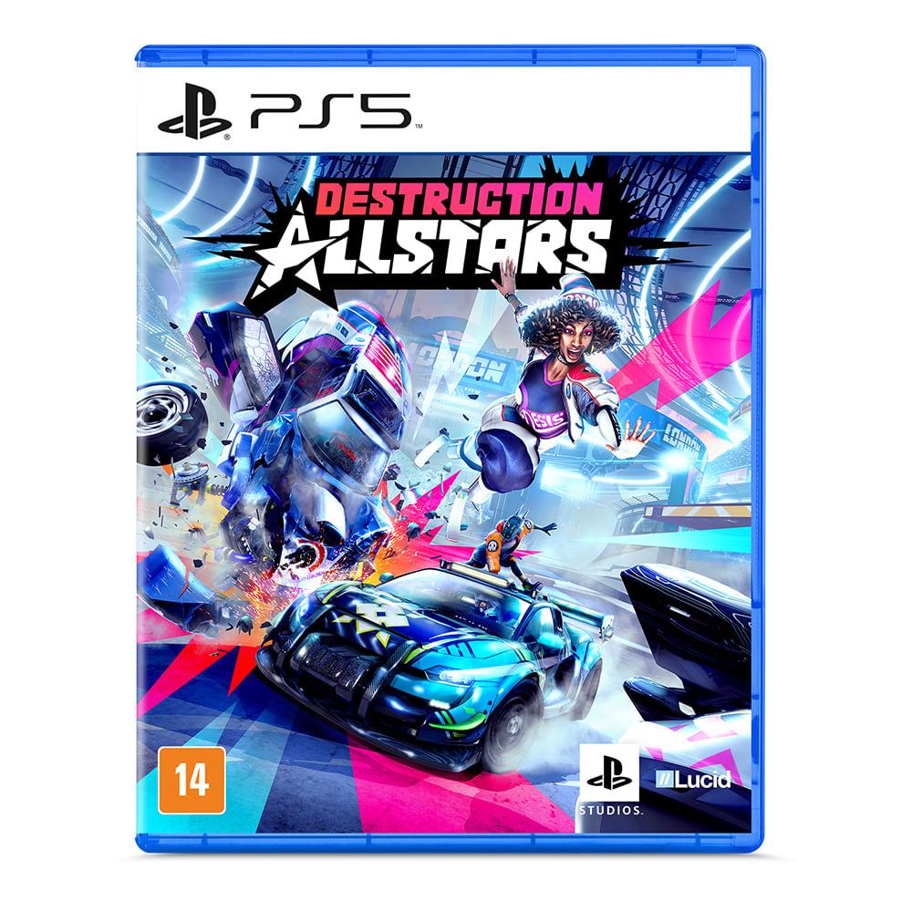 Jogo PS5 - Destruction AllStars - Sony