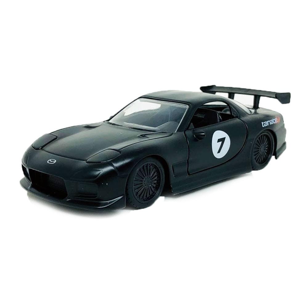 Mini Veículo - Escala 1:32 - Mazda RX-7 1993 - Califórnia Toys