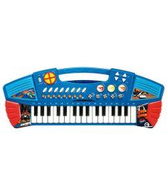 teclado-eletronico-hot-wheels-azul-e-vermelho-barao-toys_Frente