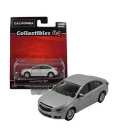 mini-veiculo-collectibles64-escala-1-64-chevrolet-cruze-2013-prata-california-toys_Frente