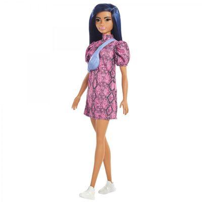 boneca-barbie-fashionista-vestido-com-pochete-mattel_Frente