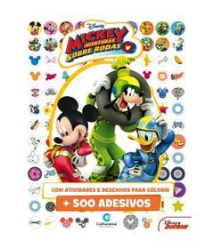 Livro-de-Adesivos---Disney---Mickey-Mouse---500-Adesivos---Culturama