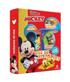 Livro-Infantil---Box-de-Historias---Disney---Mickey-Mouse---Culturama