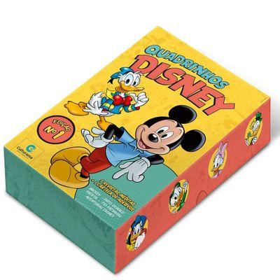 Livro-Infantil---Box-de-Quadrinhos---Disney---Edicao-1---Culturama
