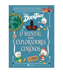 Livro-Infantil---Disney---Ducktales-O-Manual-dos-Exploradores---Culturama