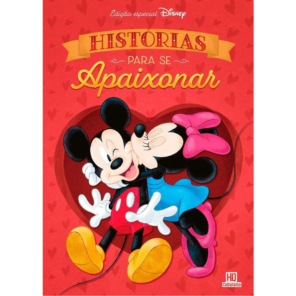 Oferta Livro Infantil - Disney - Histórias para se Apaixonar - Culturama por R$ 20.99